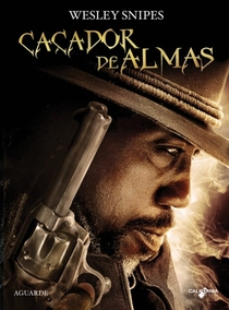 Caçador de Almas - Poster / Capa / Cartaz - Oficial 2