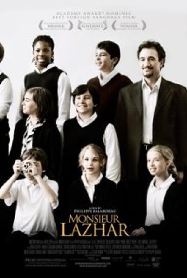 Review | Monsieur Lazhar(2011) O que Traz Boas Novas