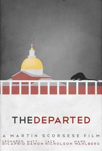 Os Infiltrados - Poster / Capa / Cartaz - Oficial 8