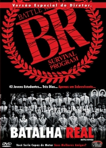 Batalha Real - Poster / Capa / Cartaz - Oficial 7
