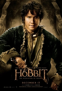 O Hobbit: A Desolação de Smaug - Poster / Capa / Cartaz - Oficial 20