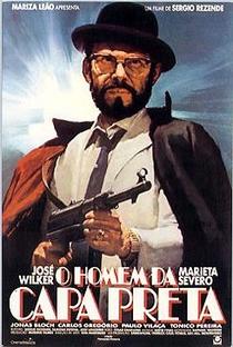 O Homem da Capa Preta - Poster / Capa / Cartaz - Oficial 1
