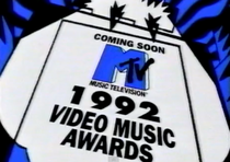 Video Music Awards | VMA (1992) - Poster / Capa / Cartaz - Oficial 2