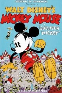 Gulliver Mickey - Poster / Capa / Cartaz - Oficial 1
