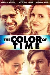 The Color of Time - Poster / Capa / Cartaz - Oficial 5