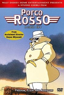 Porco Rosso: O Último Herói Romântico - Poster / Capa / Cartaz - Oficial 17