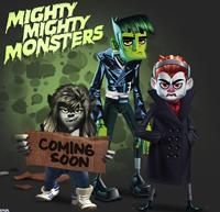 Monstrinhos Pra Valer: Confusões de Halloween - Poster / Capa / Cartaz - Oficial 3