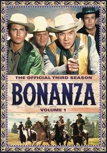 Bonanza (3ª Temporada) - Poster / Capa / Cartaz - Oficial 1