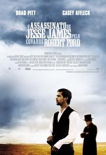 O Assassinato de Jesse James pelo Covarde Robert Ford - Poster / Capa / Cartaz - Oficial 1