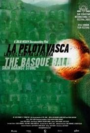Pelota Basca - Pele Contra a Pedra - Poster / Capa / Cartaz - Oficial 1