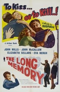 The Long Memory - Poster / Capa / Cartaz - Oficial 5