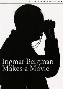 Ingmar Bergman Faz um Filme - Poster / Capa / Cartaz - Oficial 1