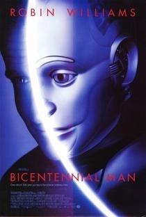 O Homem Bicentenário - Poster / Capa / Cartaz - Oficial 1