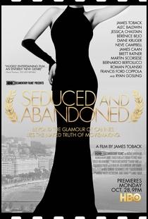 Seduzido e Abandonado - Os Bastidores de Cannes - Poster / Capa / Cartaz - Oficial 2