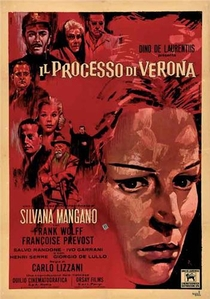 O Processo de Verona - Poster / Capa / Cartaz - Oficial 1