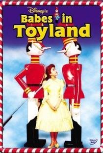 O Mundo Encantado dos Brinquedos - Poster / Capa / Cartaz - Oficial 1