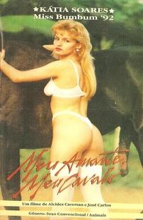 Meu Amante, Meu Cavalo - Poster / Capa / Cartaz - Oficial 1