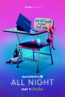 All Night (1ª Temporada) - Poster / Capa / Cartaz - Oficial 1
