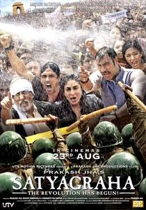 Satyagraha - Poster / Capa / Cartaz - Oficial 1