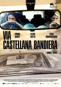 Via Castellana Bandiera - Poster / Capa / Cartaz - Oficial 1