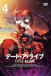 Date A Live (1ª Temporada) - Poster / Capa / Cartaz - Oficial 2