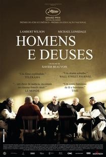 Homens e Deuses - Poster / Capa / Cartaz - Oficial 1