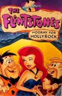Os Flintstones: Astros de Hollyrock - Poster / Capa / Cartaz - Oficial 1