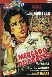Mercado de abasto - Poster / Capa / Cartaz - Oficial 1