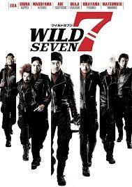 Wild 7 - Poster / Capa / Cartaz - Oficial 1