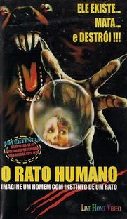 O Rato Humano - Poster / Capa / Cartaz - Oficial 3