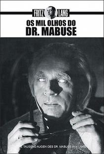 Os Mil Olhos do Dr. Mabuse - Poster / Capa / Cartaz - Oficial 2