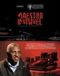 Maestro Invisível - A História do Primeiro DJ - Poster / Capa / Cartaz - Oficial 1
