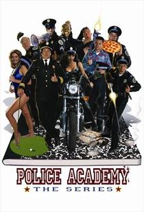 Loucademia de Polícia: A Série - Poster / Capa / Cartaz - Oficial 1