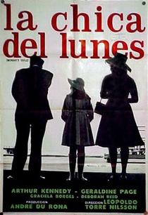 La Chica del Lunes  - Poster / Capa / Cartaz - Oficial 1