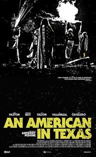 An American in Texas - Poster / Capa / Cartaz - Oficial 2