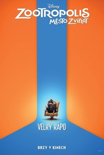 Zootopia: Essa Cidade é o Bicho - Poster / Capa / Cartaz - Oficial 37
