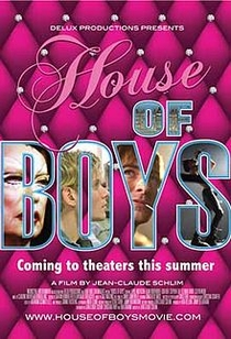 House of Boys - Poster / Capa / Cartaz - Oficial 2
