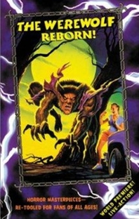 The Werewolf Reborn! - Poster / Capa / Cartaz - Oficial 1