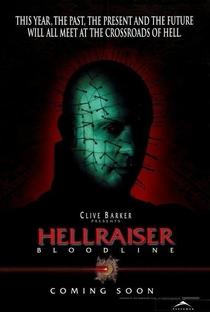 Hellraiser IV - Herança Maldita - Poster / Capa / Cartaz - Oficial 10
