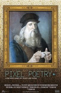 Pixel Poetry - Poster / Capa / Cartaz - Oficial 1