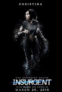 A Série Divergente: Insurgente - Poster / Capa / Cartaz - Oficial 10