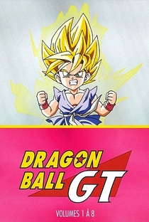 Dragon Ball GT: Saga Viagem Pelo Universo - Poster / Capa / Cartaz - Oficial 8