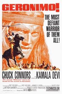Sangue de Apache - Poster / Capa / Cartaz - Oficial 1