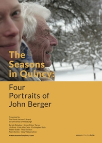 The Seasons In Quincy: Four Portraits Of John Berger - Poster / Capa / Cartaz - Oficial 1