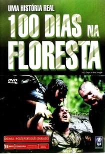 100 Dias na Floresta - Poster / Capa / Cartaz - Oficial 3