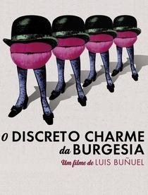 O Discreto Charme da Burguesia - Poster / Capa / Cartaz - Oficial 4