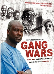 Gang War: Bangin' in Little Rock  - Poster / Capa / Cartaz - Oficial 1