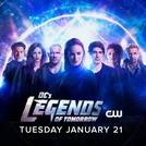 Legends of Tomorrow (5ª Temporada) (Legends of Tomorrow (Season 5))