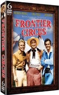 Frontier Circus (1ª Temporada)  - Poster / Capa / Cartaz - Oficial 1