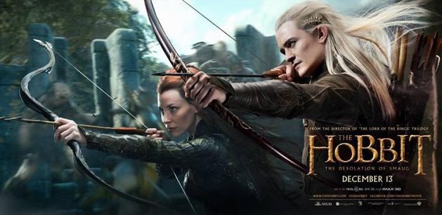 """Novo trailer e novos banners de """"O Hobbit: A Desolação de Smaug"""""""